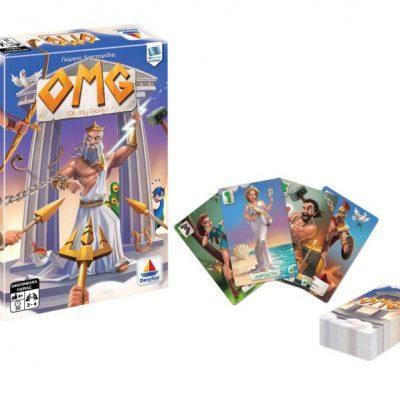 Επιτραπέζιο Παιχνίδι με κάρτες OMG