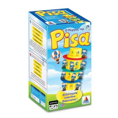 Επιτραπέζιο παιχνίδι δεξιότητας PISA