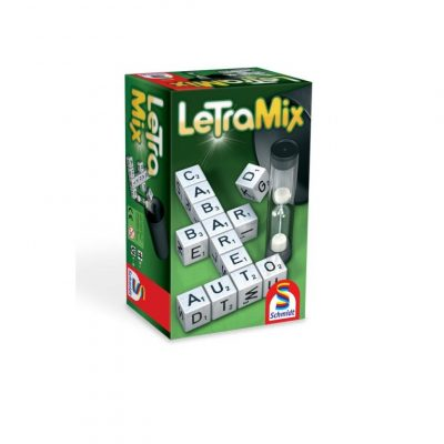 LETRAMIX- Επιτραπέζιο παιχνίδι SCHMIDT
