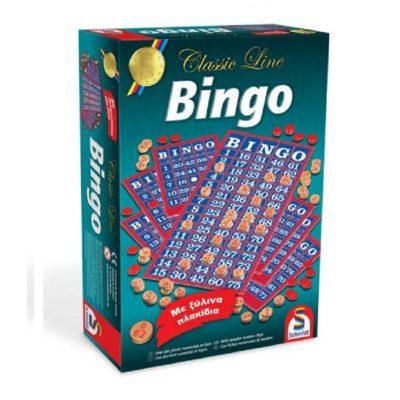 BINGO Επιτραπέζιο παιχνίδι SCHMIDT