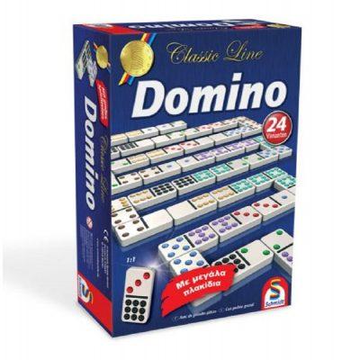 DOMINO- Επιτραπέζιο παιχνίδι SCHMIDT