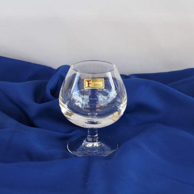 Kρυστάλλινα χειροποίητα ποτήρια κονιάκ Tokai Ιταλίας