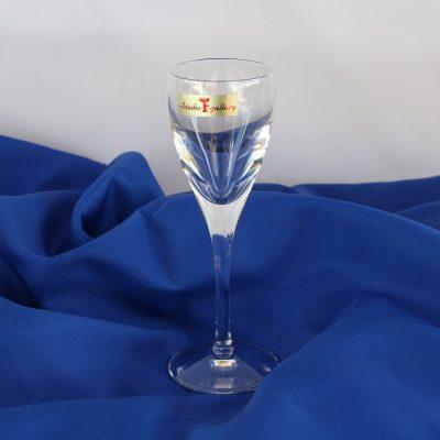 Ποτήρια Λικέρ κρυστάλλινα Ιταλίας Σχέδιο Tocai 6τεμ