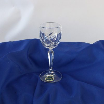 Ποτήρια κρυστάλλινα λικέρ BOHEMIA Σειρά ΄309 Mατ΄