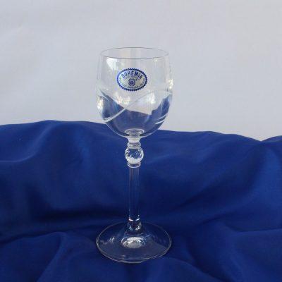 Ποτήρια κρυστάλλινα λικέρ BOHEMIA σειρά FLORENCE