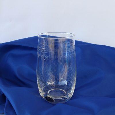 Βάζο μικρό κρυστάλλινο BOHEMIA σειρά 'CLASSIC