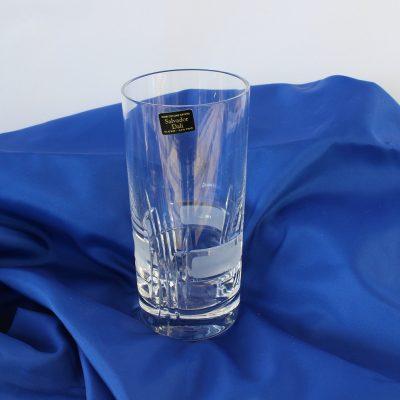 Ποτήρια νερού κρυστάλλινα SALVADOR DALI σειρά '2481 ματ'