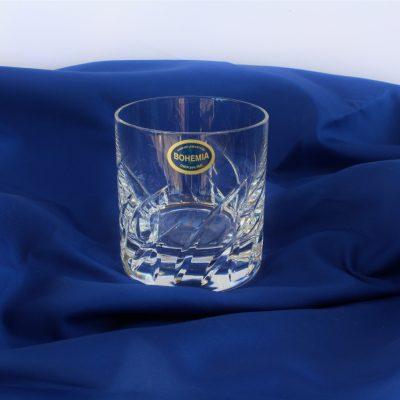 Ποτήρια ουίσκι κρυστάλλινα ΒΟΗΕΜΙΑ Σειρά 1543