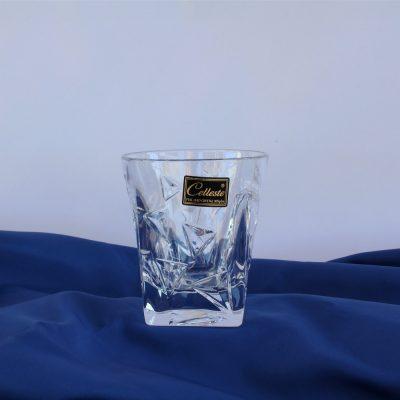 Ποτήρια ουίσκι κρυστάλλινα CELESTE ICE σετ6 τεμ