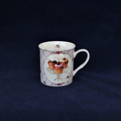 Κούπα πορσελάνης Cup Cake από τη σειρά' Nostalgie'